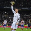 Real Madrid v. Atletico Madrid   Estadio Santiago Bernabeu   January 15, 2015