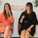 Jordana Brewster – Zyrtec and Create and Cultivate at a Panel to talk Allergy Face in NY - 454 x 303
