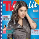Hazal Kaya - TV Satelit Magazine Cover [Romania] (2 May 2014)