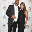 Marjorie Harvey and Steve Harvey - 454 x 660