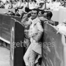 Luis Miguel Dominguin in the bullring, circa 1960.
