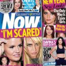Kerry Katona, Brian McFadden, Katie Price - Now Magazine Cover [United Kingdom] (29 December 2010)