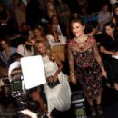 Alyssa Milano- The Marchesa Spring/Summer 2017 Fashion Show Co-Hosted by FIJI Water