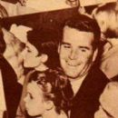 James Garner and his family