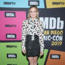 Caity Lotz: #IMDboat At San Diego Comic-Con 2019: Day Two