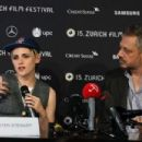 Kristen Stewart – 'Seberg' Press Conference at15th Zurich Film Festival in Zurich