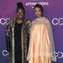 Sonequa Martin-Green attends The 21st CDGA (Costume Designers Guild Awards) at The Beverly Hilton Hotel on February 19, 2019 in Beverly Hills, California - 412 x 600