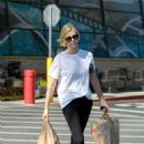 Charlize Theron – Shopping candids in Los Angeles - 454 x 629