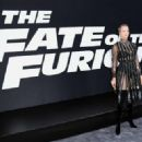 Charlize Theron – 'The Fate of the Furious' Premiere in New York