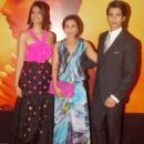Shahid Kapoor and Sonam Kapoor at Mausam premiere