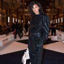 Cindy Bruna – Balmain Womenswear SS 2020 Show at Paris Fashion Week