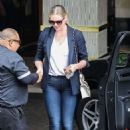Kate Upton – Leaves London Hotel in Beverly Hills