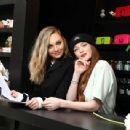 Maddie Ziegler – Daisy Marc Jacobs Popup Newsstand in New York City