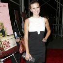 "Maggie Grace - The ""Lars And The Real Girl"" N.Y.C Premiere Arrivals 2007-10-03"