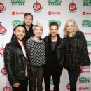 Chelsea Kane Abcs 25 Days Of Christmas Celebration In Nyc