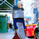 Rita Ora – Heads out in another quirky outfit in NY