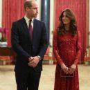 The Duke And Duchess Of Cambridge Host A Reception To Mark The UK-Africa Investment Summit - 381 x 600