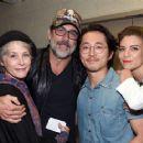Lauren Cohan- October 8, 2016- AMC Presents 'The Walking Dead' at New York Comic Con - 454 x 363