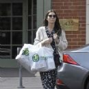Jessica Biel – Leaves Health Mart in New Orleans - 454 x 625