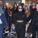 Demi Lovato – Arriving at BBC Radio One Studios in London