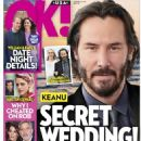 Keanu Reeves - OK! Magazine Cover [United States] (25 October 2019)