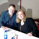 Jonathan Frakes and Genie Francis