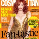 Christina Hendricks - Cosmopolitan Magazine Cover [South Africa] (September 2013)