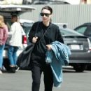 Rooney Mara in Black Out in Los Angeles