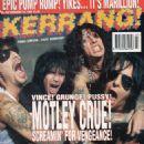 John Corabi, Nikki Sixx, Tommy Lee & Mick Mars