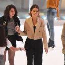 Kate Beckinsale – Ice skating in New York