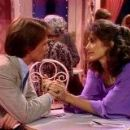 Michael J. Fox and Talia Balsam