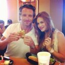 Ian Bohen and Holland Roden - 454 x 453