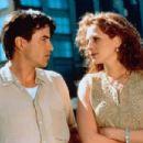 Julia Roberts and Dermot Mulroney in My Best Friend's Wedding (1997)