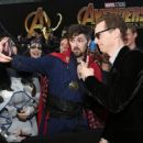 Benedict Cumberbatch - Premiere Of Disney And Marvel's 'Avengers: Infinity War' - Arrivals