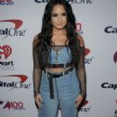 Demi Lovato – Z100's Jingle Ball 2017 in New York City