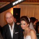 Shavo Odadjian and Sonia Odadjian