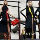 Karlie Kloss Versace Fallwinter 2015