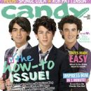 Candy Magazine Cover [Philippines] (October 2009)