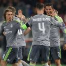 AS Roma v. Real Madrid  February 17, 2016 UEFA Champions League