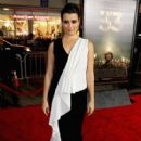 Actress Cote de Pablo attends the Centerpiece Gala Premiere of Alcon Entertainment's