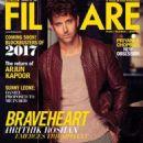 Hrithik Roshan - Filmfare Magazine Cover [India] (25 January 2017) - 454 x 595