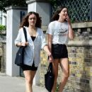 Olivia Cooke – Out in London - 454 x 595