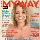 Jodie Foster - Myway Magazine Cover [Germany] (November 2015)