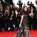 Aishwarya Rai Bachchan At The Premiere Of Inside Llewyn Davis At The Cannes 2013