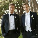 Gabriel Mann and Justin Hartley