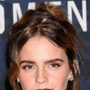 Emma Watson – In Long Black Dress at Little Women World Premiere at MoMa in New York City