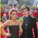 Graham Phillips and Ariana Grande - 454 x 604