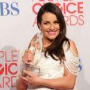 Lea Michele: 2012 People's Choice Awards