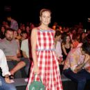 Fiona Ferrer: Day 4 - Front Row - Mercedes Benz Fashion Week Madrid Spring/Summer 2020