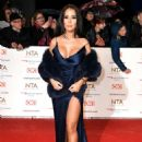 Yazmin Oukhellou – 2019 National Television Awards in London - 454 x 658